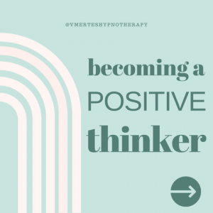 Becoming a positive thinker - 4-week course