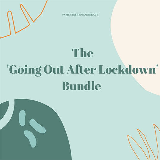 The 'Going Out After Lockdown' Bundle